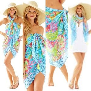 Sienna wrap lovers coral